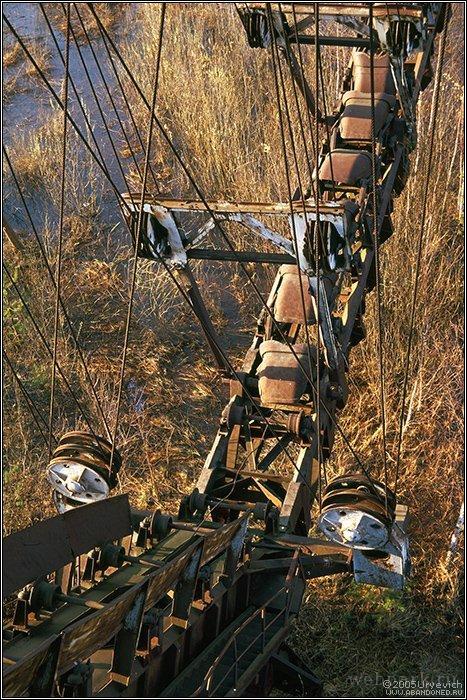 Russian abandoned heavy machinery 9