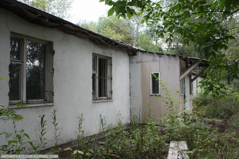 Abandoned Mental Asylum 3