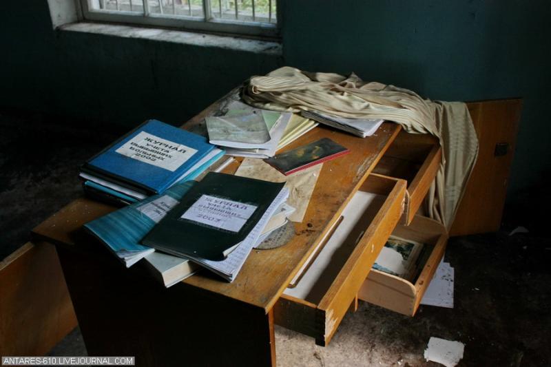 Abandoned Mental Asylum 6