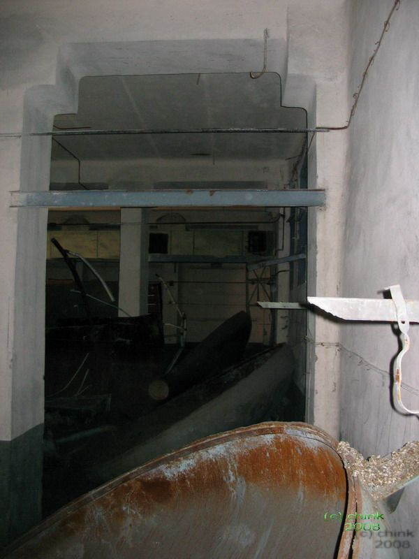 Russian abandoned missile launch site 23