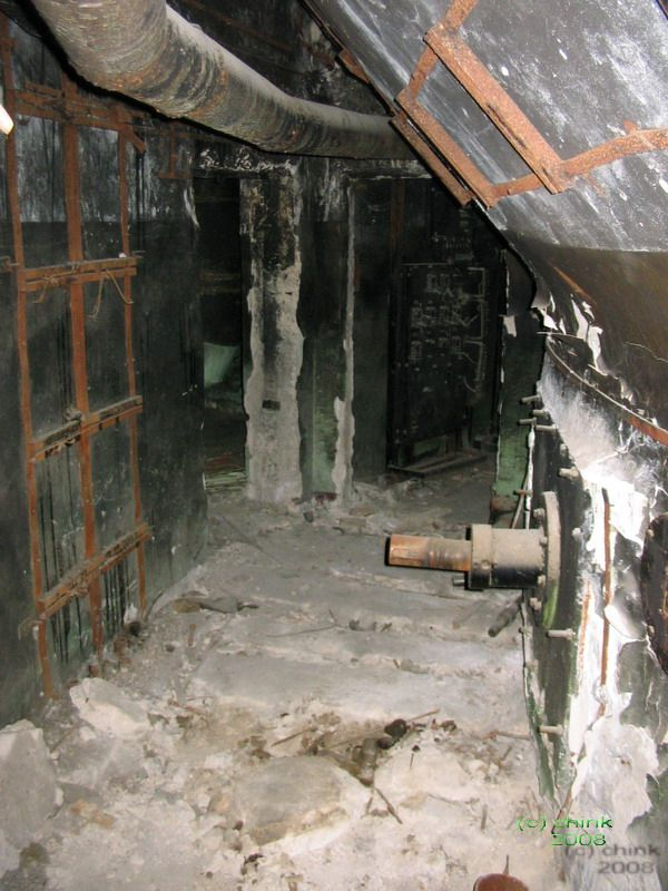 Russian abandoned missile launch site 27
