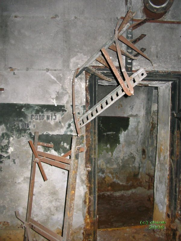Russian abandoned missile launch site 38
