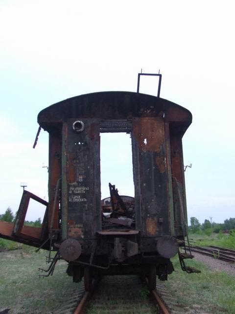 abandoned soviet trains in belarus 1