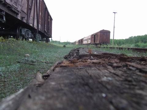 abandoned soviet trains in belarus 2