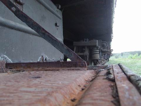 abandoned soviet trains in belarus 20