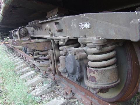 abandoned soviet trains in belarus 21