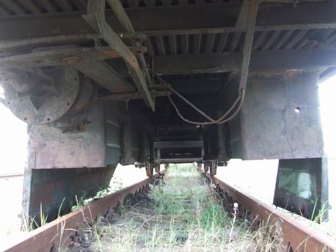 abandoned soviet trains in belarus 22