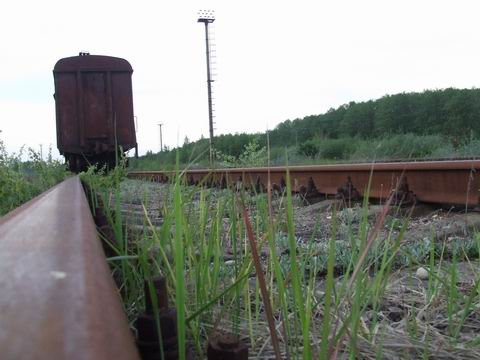 abandoned soviet trains in belarus 3