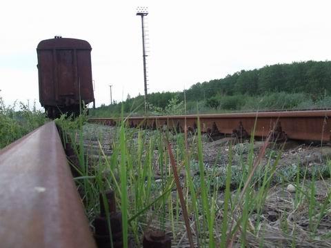 abandoned soviet trains in belarus 3