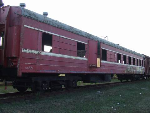 abandoned soviet trains in belarus 30