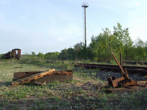 abandoned soviet trains in belarus 44