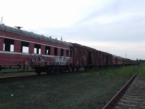 abandoned soviet trains in belarus 5
