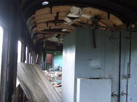 abandoned soviet trains in belarus 6