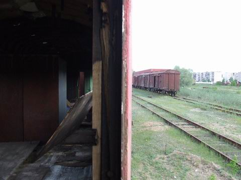abandoned soviet trains in belarus 7