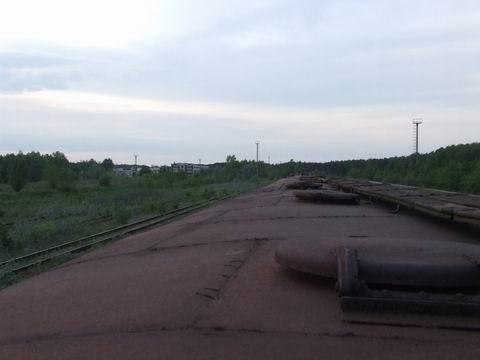 abandoned soviet trains in belarus 9