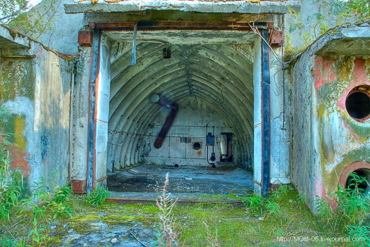 Abandoned Anti-Aircraft Missile Launching Site 16