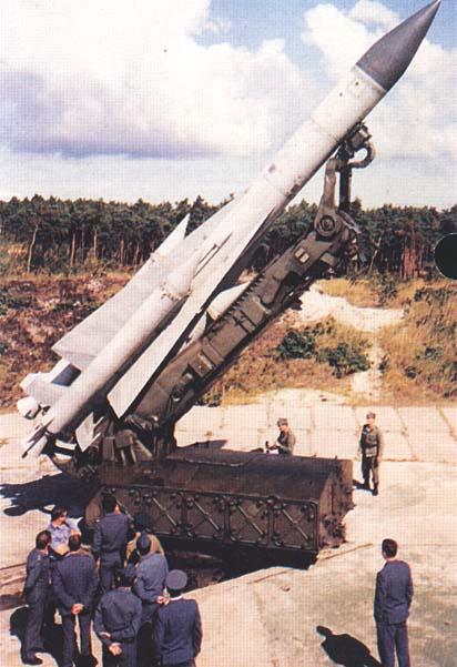Russian abanoned SAM site 4