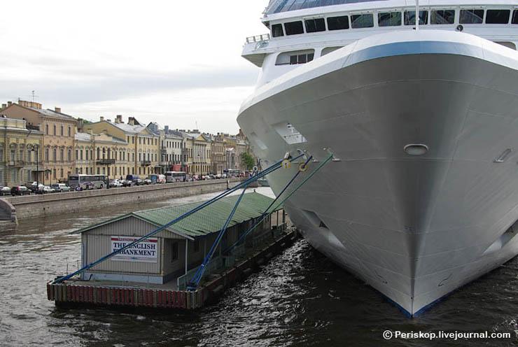 Boat of Roman Abramovich, Russian Rich 10