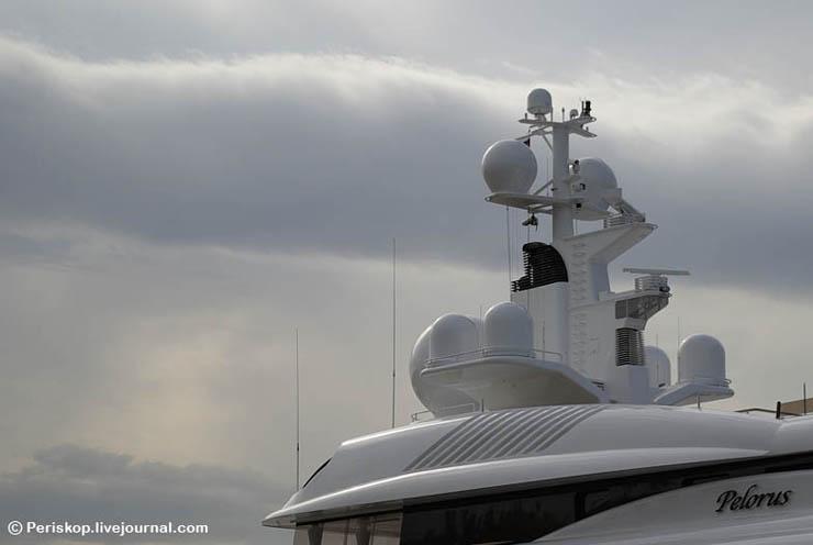 Boat of Roman Abramovich, Russian Rich 16