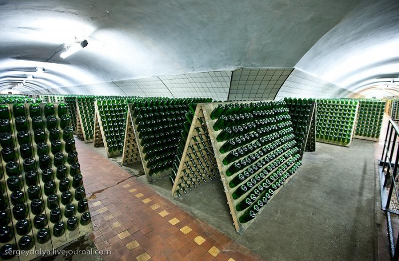 Abrau-Durso - The Flagship of Russian Winemaking 11