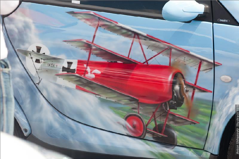 Aerograph 2010
