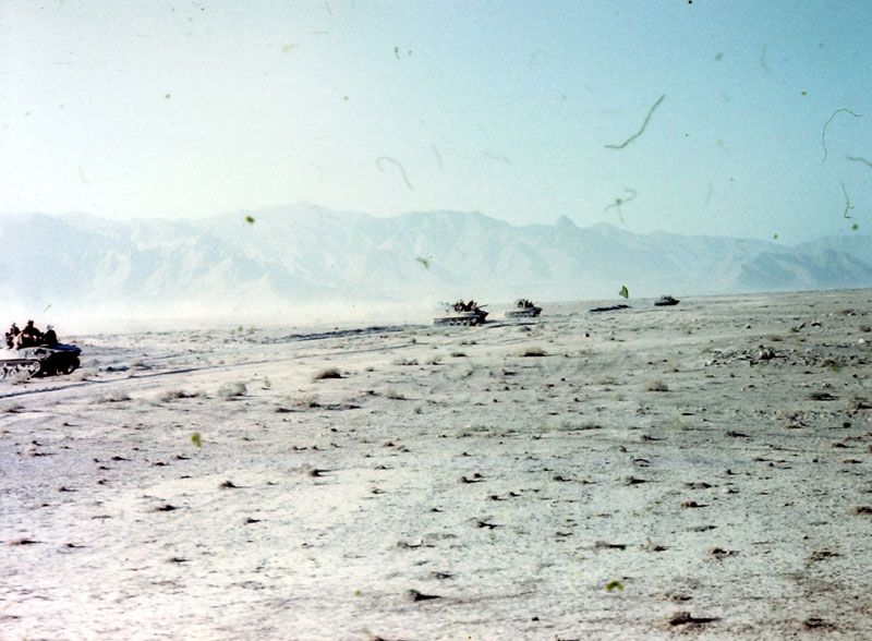 Russian soldiers in Afghanistan 9