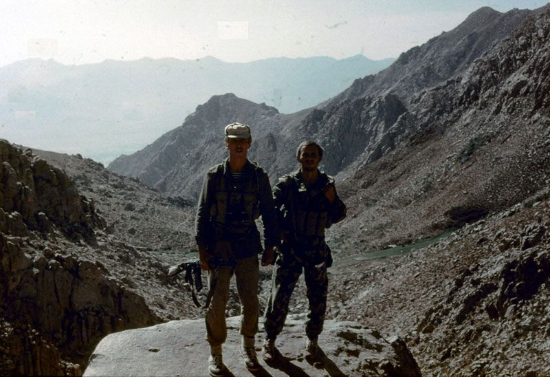 Russian soldiers in Afghanistan 22