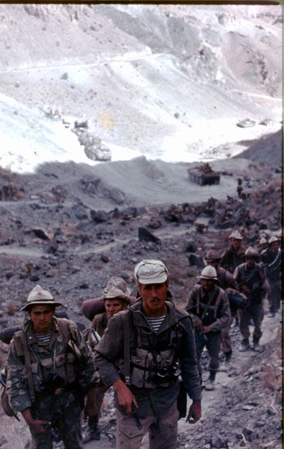 Russian soldiers in Afghanistan 31