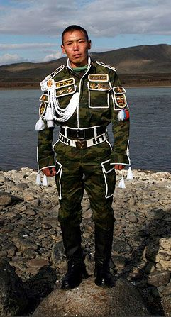 Russian soldier 1