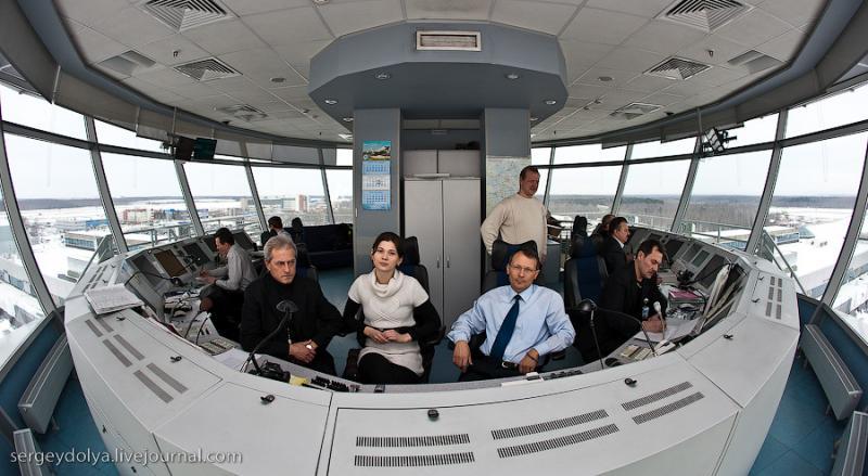 Airport dispatcher 1