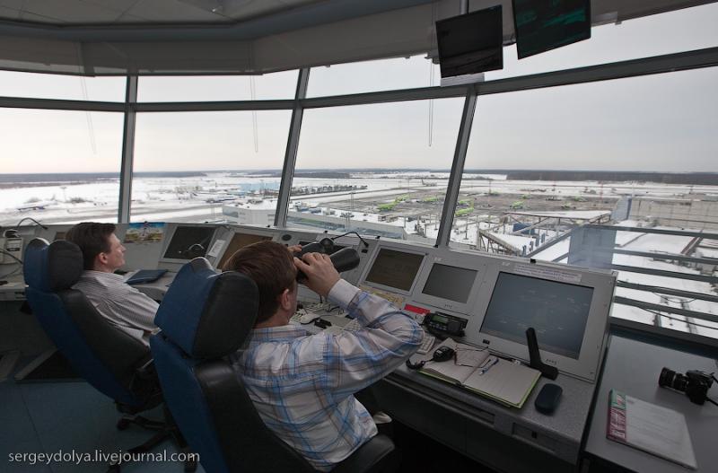 Airport dispatcher 10