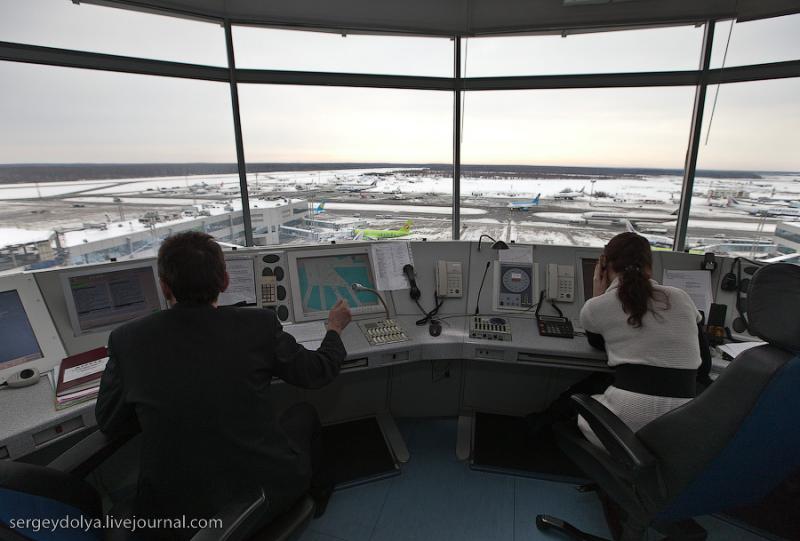 Airport dispatcher 12