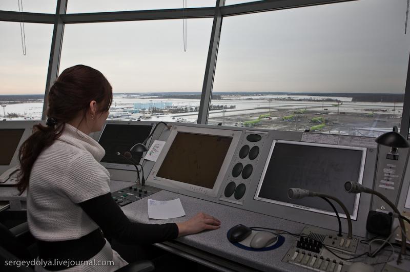 Airport dispatcher 13
