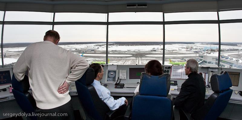 Airport dispatcher 14