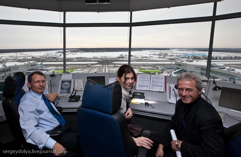 Airport dispatcher 15