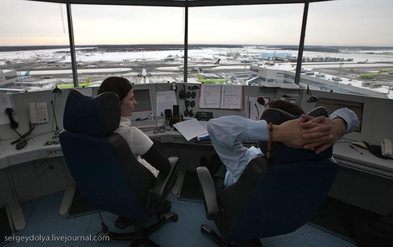 Airport dispatcher 17
