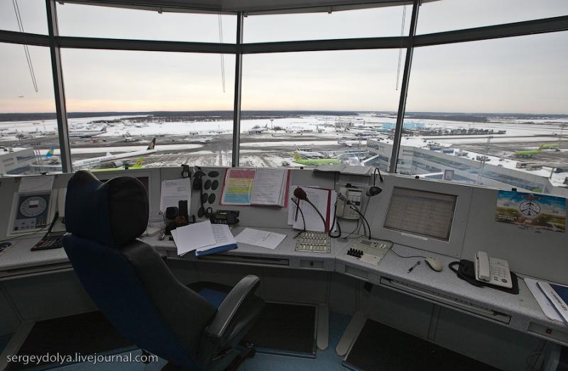 Airport dispatcher 18
