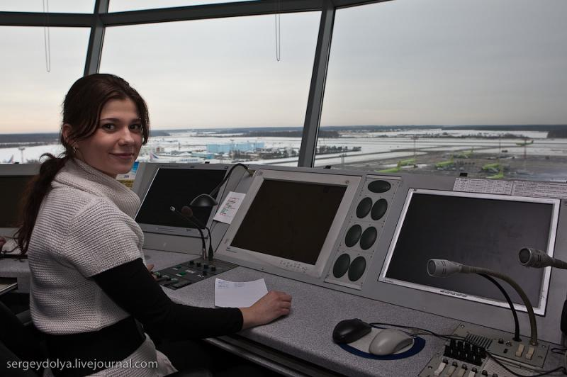 Airport dispatcher 6