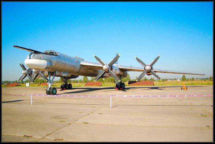 Russian Military Aircraft Show in Monino 1