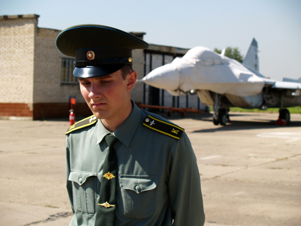 Russian Military Aircraft Show in Monino 11
