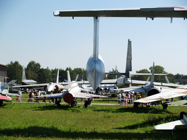 Russian Military Aircraft Show in Monino 12