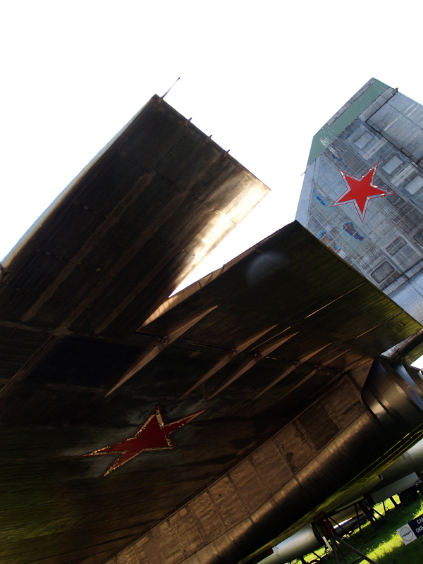 Russian Military Aircraft Show in Monino 14