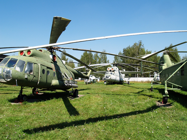 Russian Military Aircraft Show in Monino 15