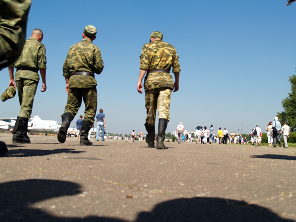 Russian Military Aircraft Show in Monino 18