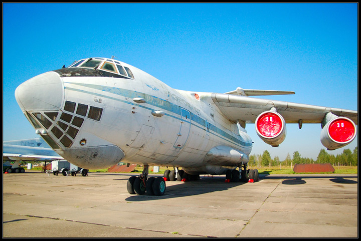 Russian Military Aircraft Show in Monino 20