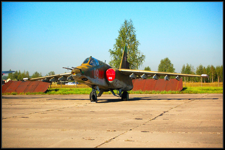 Russian Military Aircraft Show in Monino 22