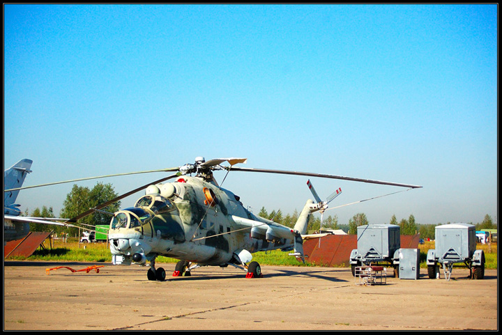 Russian Military Aircraft Show in Monino 24