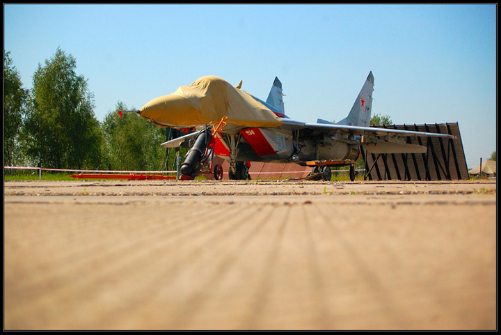 Russian Military Aircraft Show in Monino 25