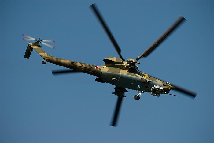 Russian Military Aircraft Show in Monino 26
