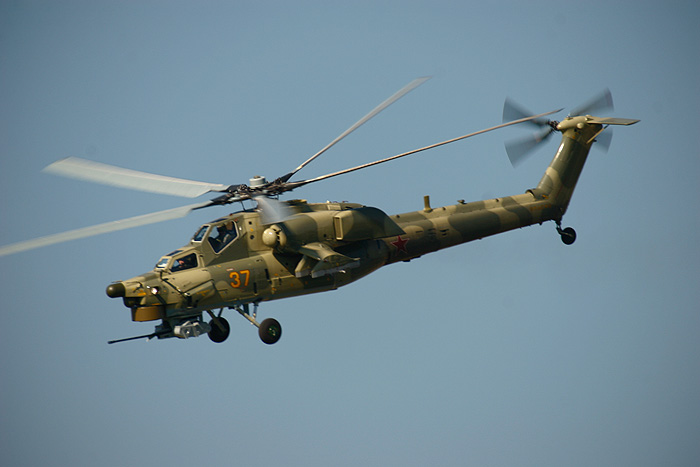 Russian Military Aircraft Show in Monino 27